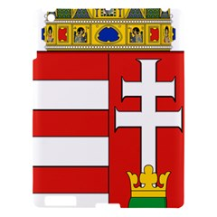 Medieval Coat of Arms of Hungary  Apple iPad 3/4 Hardshell Case