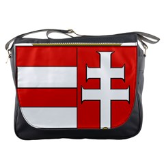Medieval Coat of Arms of Hungary  Messenger Bags