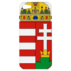 Medieval Coat of Arms of Hungary  Apple iPhone 5 Hardshell Case