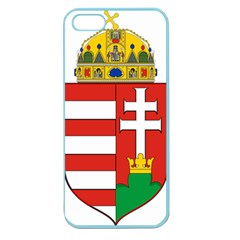 Medieval Coat of Arms of Hungary  Apple Seamless iPhone 5 Case (Color)