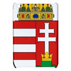 Medieval Coat of Arms of Hungary  Apple iPad Mini Hardshell Case