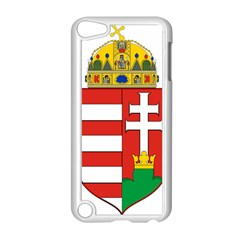 Medieval Coat of Arms of Hungary  Apple iPod Touch 5 Case (White)