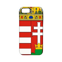 Medieval Coat of Arms of Hungary  Apple iPhone 5 Classic Hardshell Case (PC+Silicone)