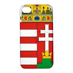 Medieval Coat of Arms of Hungary  Apple iPhone 4/4S Hardshell Case with Stand
