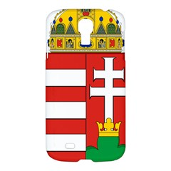 Medieval Coat of Arms of Hungary  Samsung Galaxy S4 I9500/I9505 Hardshell Case