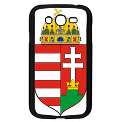 Medieval Coat of Arms of Hungary  Samsung Galaxy Grand DUOS I9082 Case (Black)