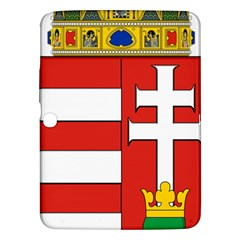 Medieval Coat Of Arms Of Hungary  Samsung Galaxy Tab 3 (10 1 ) P5200 Hardshell Case