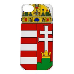 Medieval Coat of Arms of Hungary  Apple iPhone 5S/ SE Hardshell Case