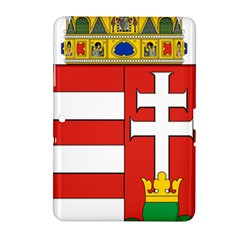 Medieval Coat of Arms of Hungary  Samsung Galaxy Tab 2 (10.1 ) P5100 Hardshell Case