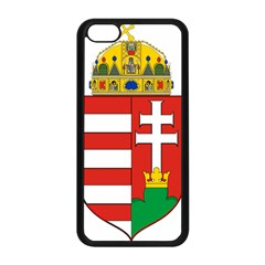 Medieval Coat of Arms of Hungary  Apple iPhone 5C Seamless Case (Black)