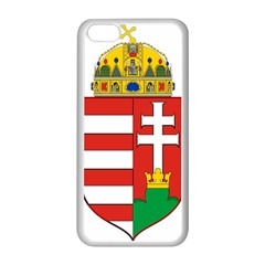 Medieval Coat of Arms of Hungary  Apple iPhone 5C Seamless Case (White)