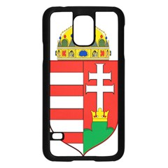 Medieval Coat of Arms of Hungary  Samsung Galaxy S5 Case (Black)