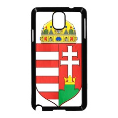 Medieval Coat of Arms of Hungary  Samsung Galaxy Note 3 Neo Hardshell Case (Black)