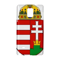 Medieval Coat of Arms of Hungary  Samsung Galaxy Note 4 Hardshell Case