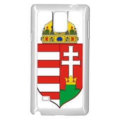 Medieval Coat of Arms of Hungary  Samsung Galaxy Note 4 Case (White)