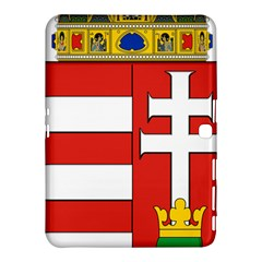 Medieval Coat of Arms of Hungary  Samsung Galaxy Tab 4 (10.1 ) Hardshell Case