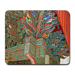 Traditional Korean Painted Paterns Large Mousepads