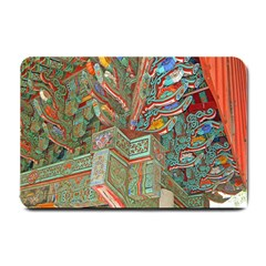 Traditional Korean Painted Paterns Small Doormat