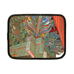 Traditional Korean Painted Paterns Netbook Case (Small)