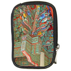 Traditional Korean Painted Paterns Compact Camera Cases