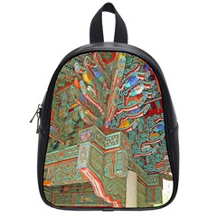 Traditional Korean Painted Paterns School Bags (Small)