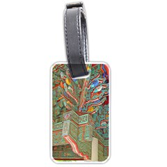 Traditional Korean Painted Paterns Luggage Tags (One Side)