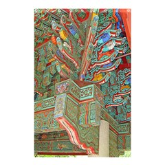 Traditional Korean Painted Paterns Shower Curtain 48  x 72  (Small)