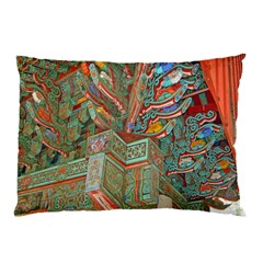 Traditional Korean Painted Paterns Pillow Case (Two Sides)