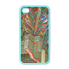 Traditional Korean Painted Paterns Apple iPhone 4 Case (Color)