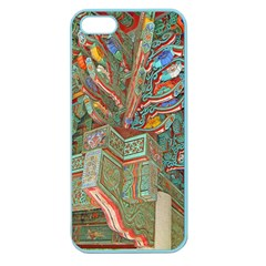 Traditional Korean Painted Paterns Apple Seamless iPhone 5 Case (Color)