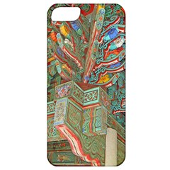 Traditional Korean Painted Paterns Apple iPhone 5 Classic Hardshell Case