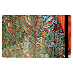 Traditional Korean Painted Paterns Apple iPad 3/4 Flip Case