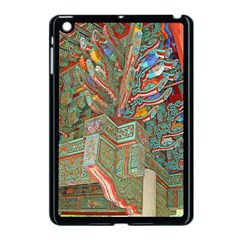 Traditional Korean Painted Paterns Apple iPad Mini Case (Black)