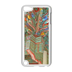 Traditional Korean Painted Paterns Apple iPod Touch 5 Case (White)