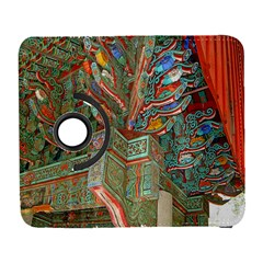 Traditional Korean Painted Paterns Galaxy S3 (Flip/Folio)