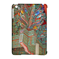Traditional Korean Painted Paterns Apple iPad Mini Hardshell Case (Compatible with Smart Cover)