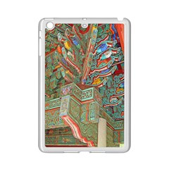 Traditional Korean Painted Paterns iPad Mini 2 Enamel Coated Cases