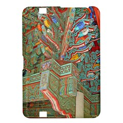 Traditional Korean Painted Paterns Kindle Fire HD 8.9