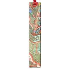 Traditional Korean Painted Paterns Large Book Marks