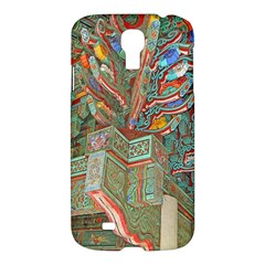 Traditional Korean Painted Paterns Samsung Galaxy S4 I9500/I9505 Hardshell Case