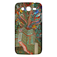 Traditional Korean Painted Paterns Samsung Galaxy Mega 5.8 I9152 Hardshell Case