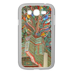 Traditional Korean Painted Paterns Samsung Galaxy Grand DUOS I9082 Case (White)