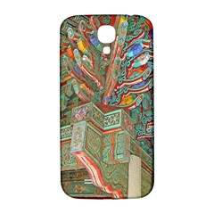 Traditional Korean Painted Paterns Samsung Galaxy S4 I9500/I9505  Hardshell Back Case
