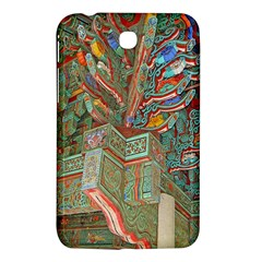 Traditional Korean Painted Paterns Samsung Galaxy Tab 3 (7 ) P3200 Hardshell Case