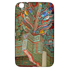 Traditional Korean Painted Paterns Samsung Galaxy Tab 3 (8 ) T3100 Hardshell Case