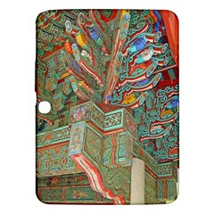 Traditional Korean Painted Paterns Samsung Galaxy Tab 3 (10.1 ) P5200 Hardshell Case