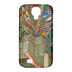 Traditional Korean Painted Paterns Samsung Galaxy S4 Classic Hardshell Case (PC+Silicone)