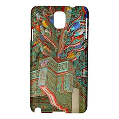 Traditional Korean Painted Paterns Samsung Galaxy Note 3 N9005 Hardshell Case
