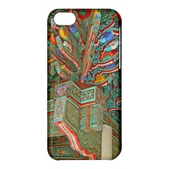 Traditional Korean Painted Paterns Apple iPhone 5C Hardshell Case