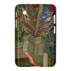 Traditional Korean Painted Paterns Samsung Galaxy Tab 2 (7 ) P3100 Hardshell Case